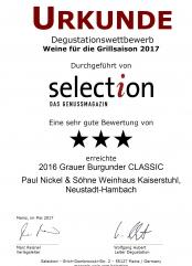 2016er Grauer Burgunder Classic