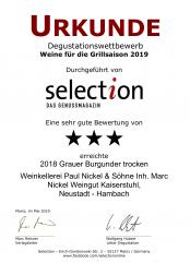 2018er Grauer Burgunder