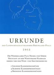 Auszeichnung der Landwirtschaftskammer Rheinland-Pfalz